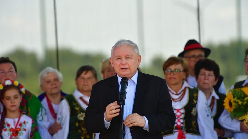 Kaczyński zapowiada: przyjdzie taki dzień, że zmienimy konstytucję