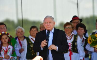 Kaczyński: przyjdzie taki dzień, że zmienimy konstytucję