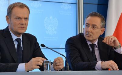 Szef MSW: dwa zagrożenia w sprawie Trynkiewicza