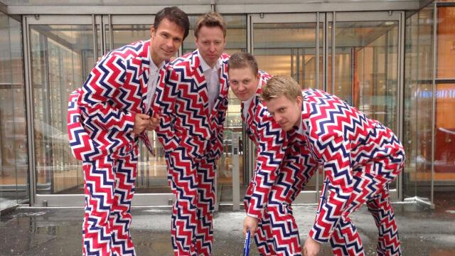 Ponad pół miliona fanów śledzi ich spodnie. Tak w Soczi pokażą się norwescy królowie stylu
