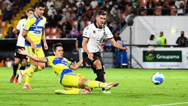 Szczęsny pokonany, ale szczęśliwy. Juventus się przełamał