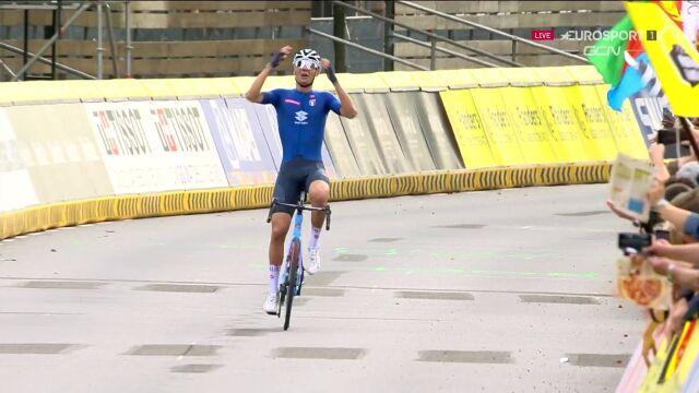 Filippo Baroncini mistrzem świata młodzieżowców U-23 w wyścigu ze startu wspólnego