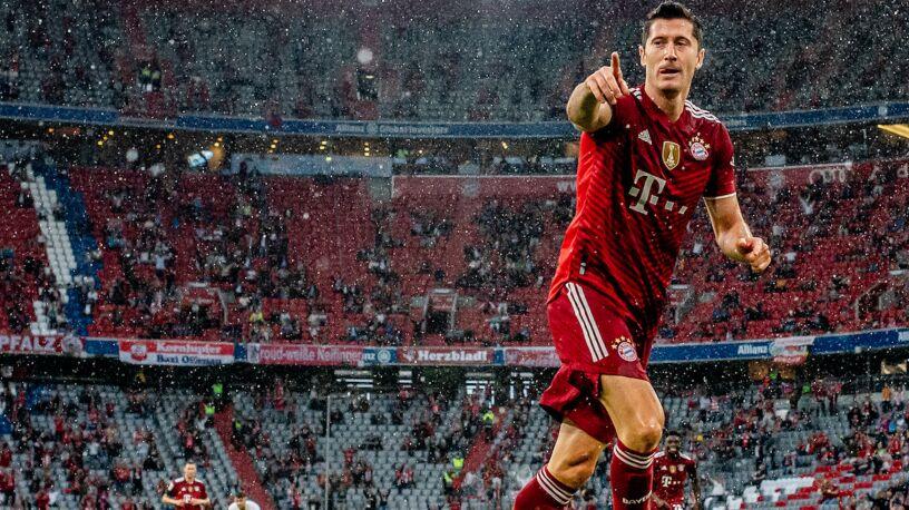 Lewandowski odbierze dziś nagrodę dla najlepszego strzelca w Europie