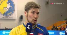 Alex Dujszebajew po zwycięstwie Łomży Vive Kielce nad Telekomem Veszprem w LM