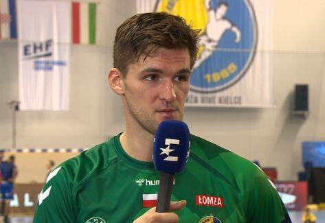 Kornecki po meczu Łomża VIVE Kielce – Telekom Veszprem w 2. kolejce Ligi Mistrzów