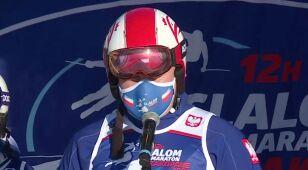 Pierwszy narciarz Polski