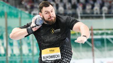 Pechowy początek roku Konrada Bukowieckiego.