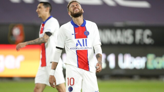 Rennes - PSG: wynik i relacja. Lille coraz bliżej mistrzostwa Francji - Ligue 1 | Eurosport w TVN24