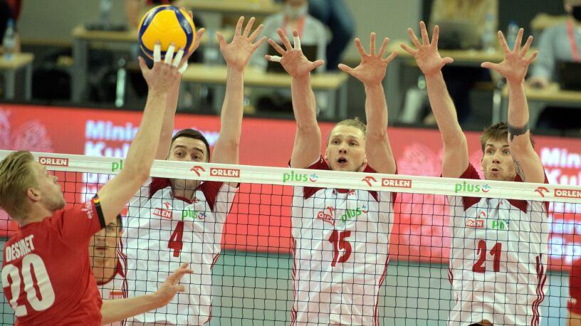 Polscy siatkarze wrócili do gry