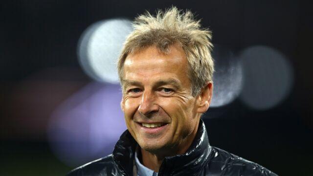 """Klinsmann kibicuje Lewandowskiemu. """"Mam nadzieję, że pobije rekord Muellera"""""""
