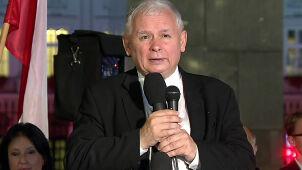 Kaczyński: nasi przeciwnicy mają tylko broń komunistów, czyli prowokację