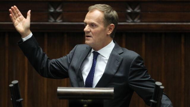 6622c53e96 Oglądaj Sejm przyjął informację Donalda Tuska