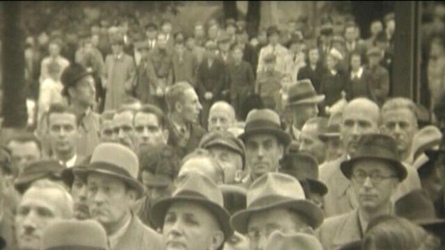 Film z 1946 roku z archiwum Międzynarodowych Targów Poznańskich