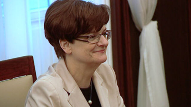 Szumilas zachowa stanowisko. Wygrała w Sejmie głosowanie
