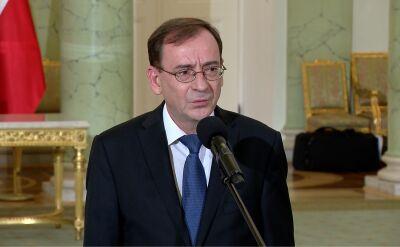 Kamiński: resort spraw wewnętrznych i administracji nie wymaga żadnych radykalnych zmian
