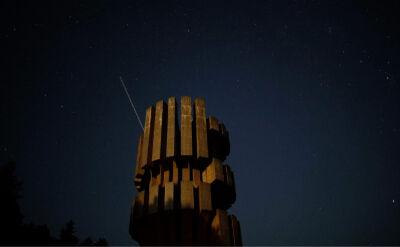 Spadające gwiazdy czyli noc Perseidów w Bośni