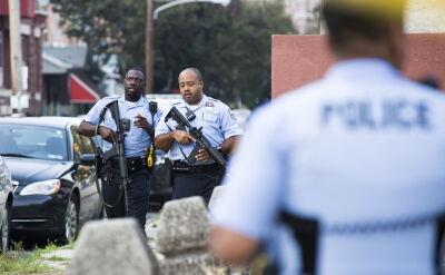 Strzelanina w Filadelfii. Co najmniej sześciu policjantów rannych