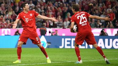 """Dwa gole """"Lewego"""". Bayern i tak nie wygrał"""