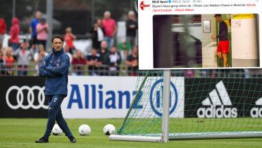 Transfer pocieszenia Bayernu. Wicemistrz świata już po testach