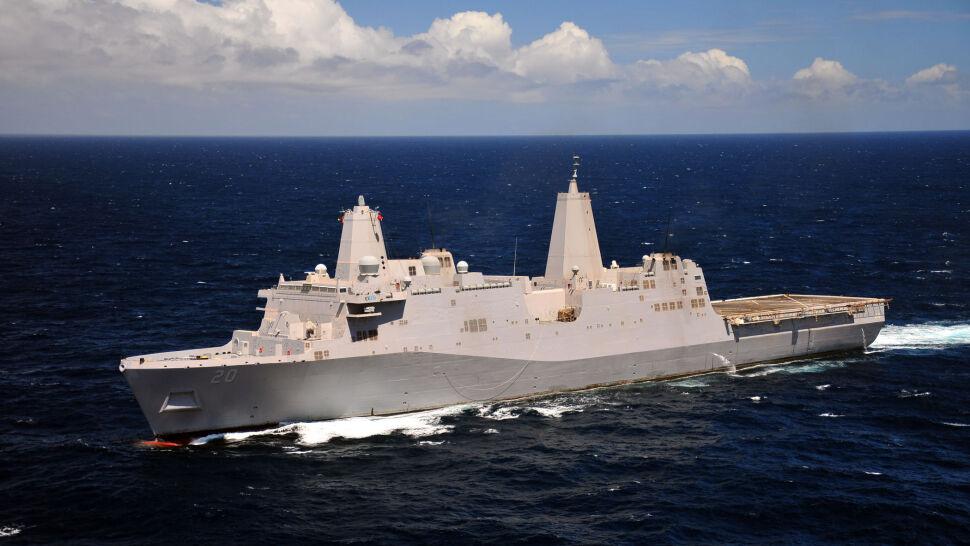 Chiny nie wyraziły zgody na wizytę w Hongkongu dwóch amerykańskich okrętów