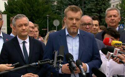Zandberg: Lewica jest gotowa do wystawienia list senackich w całym kraju