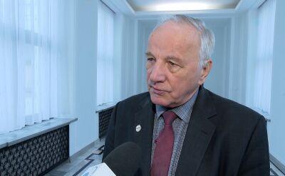 Senator Rulewski o zatrzymaniu Frasyniuka: władza dała się sprowokować