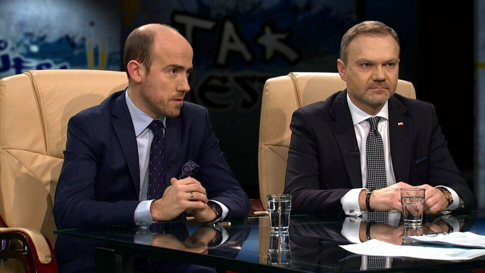 Koleżanka ministra szefową sądu w Krakowie. Senator PiS: czysty zbieg okoliczności