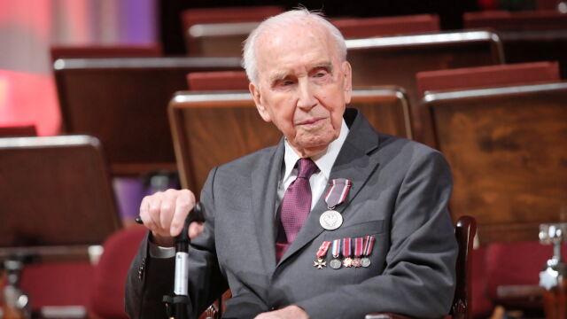 Najstarszy polski Sprawiedliwy wśród Narodów Świata skończył 100 lat