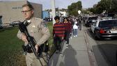 Strzelanina w szkole średniej w mieście Santa Clarita. Napastnik zamordował dwie osoby