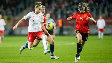 Polki zremisowały z Hiszpankami w meczu eliminacji Euro 2021