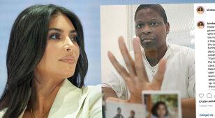 Wstrzymany wyrok śmierci, na sali rozpraw Kim Kardashian