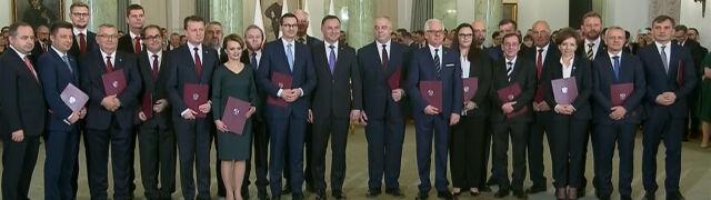 Andrzej Duda: Pomyłki się zdarzają.  Czasem, jeżeli trzeba, podajmy się do dymisji