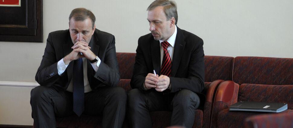 Zdrojewski: jeżeli Schetyna wystartuje, będę jego konkurentem