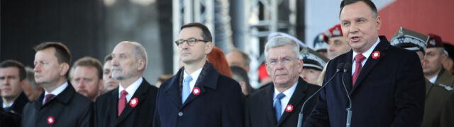 """""""Jesteśmy Polakami i obowiązki mamy polskie. Od prawa do lewa"""""""