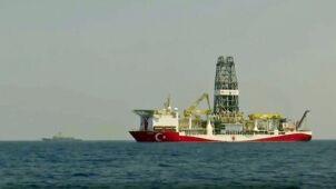 Groźba kar nie zadziałała. Turecki statek wierci u wybrzeży Cypru