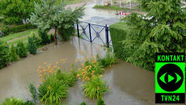 Nowy tydzień, nowe burze. Padać będzie w całej Polsce
