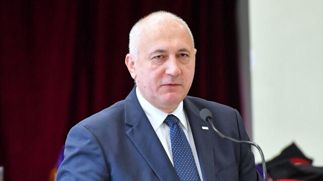 Brudziński: funkcjonariusze mają prawo do manifestowania, nikt nie będzie ich za to piętnował