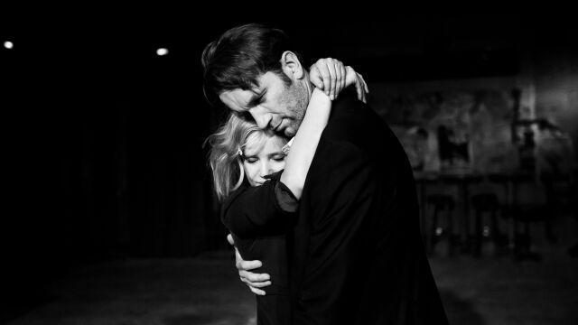 "Joanna Kulig and Tomasz Kot in ""Cold War"" directed by Paweł Pawlikowski"