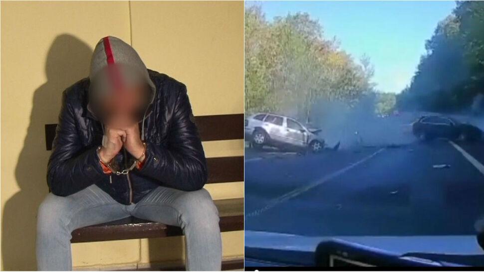 Kierowca porsche zostaje w słowackim areszcie.  Kierowcy ferrari i mercedesa wyjdą na wolność