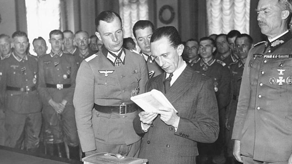 Ma 105 lat, była sekretarką Goebbelsa: nikt nam nie wierzy, ale nic nie wiedzieliśmy