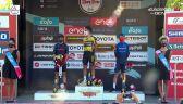 Podium wyścigu Mediolan – Turyn