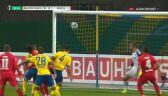 Puchar Niemiec. Eintracht Brunszwik - Hertha 2:1. Gol Dodi Lukebakio