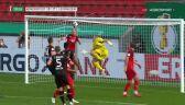 Puchar Niemiec. Nordersted - Bayer Leverkusen 0:7. Gol Patrik Schick