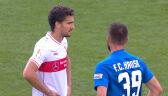 Skrót meczu Hansa Rostock - VfB Stuttgart w 1. rundzie Pucharu Niemiec