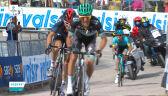 Majka walczył jak lew na 5. etapie Tirreno-Adriatico. Zobacz ostatnie 5 km etapu