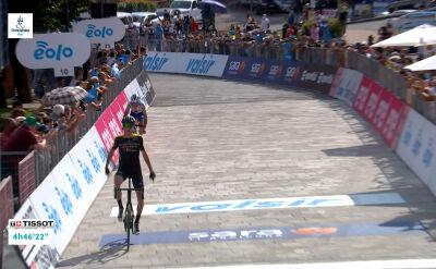 Hamilton wygrał 4. etap Tirreno-Adriatico, Majka 8.