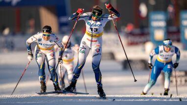 Niepokonani na własnym terenie. Szwedzi rządzili w sprintach