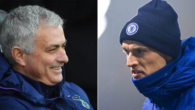 Mourinho prowokuje przed derbami.
