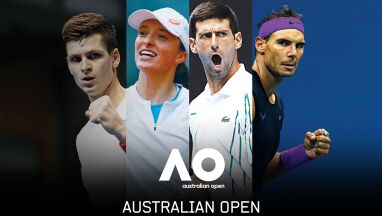 Australian Open od poniedziałku na żywo tylko w Eurosporcie
