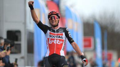 Wellens najlepszy na 3. etapie Etoile de Besseges. Duży awans Kwiatkowskiego